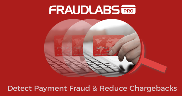 Fraud Detection & Prevention Solution To Reduce Chargeback