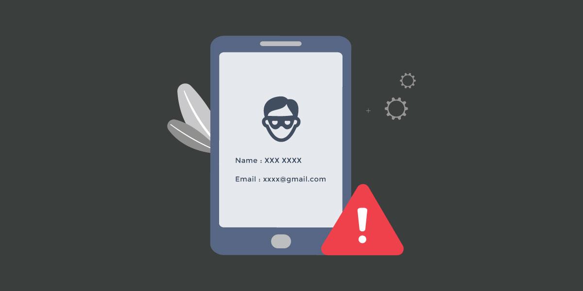 Why fraudsters create fake accounts